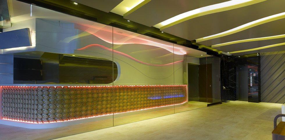俞美精品飯店 - 大廳