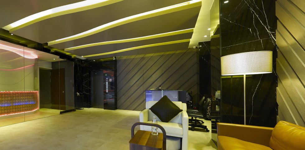 俞美精品飯店 - 前台