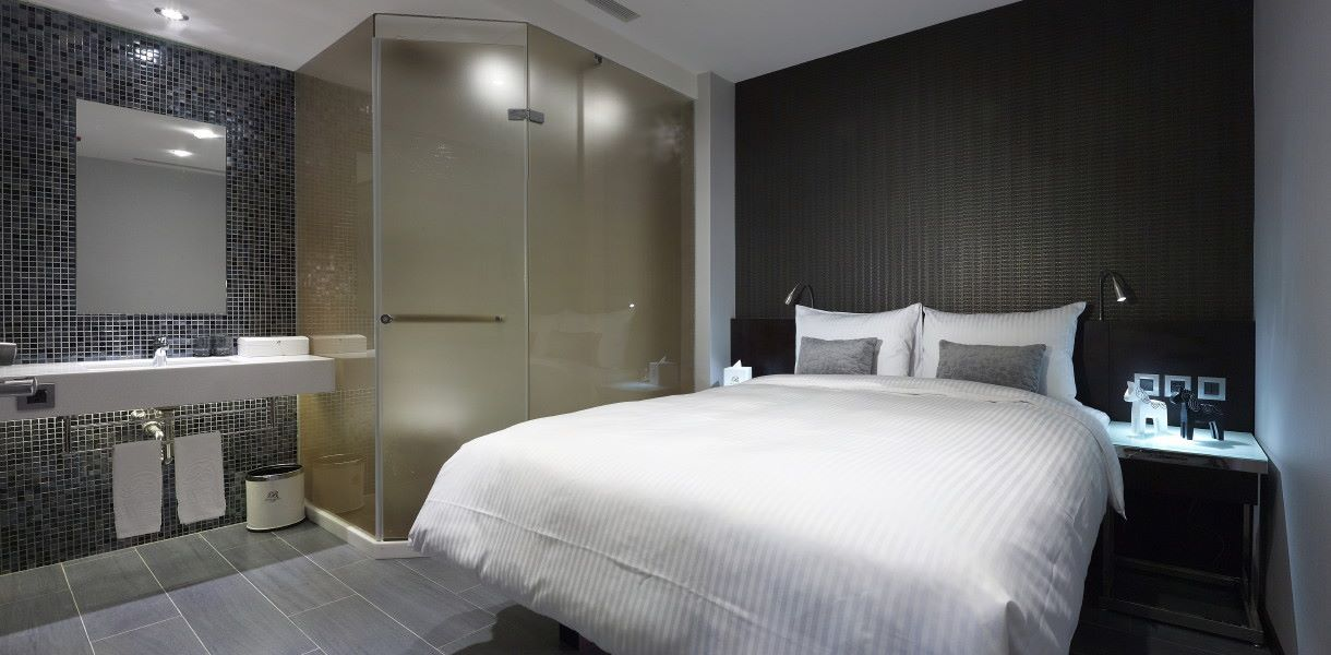 俞美精品飯店 - 標準雙人房 1
