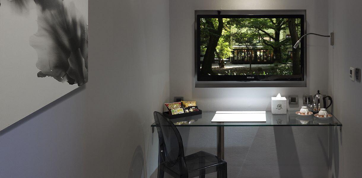 俞美精品飯店 - 標準雙人房 3